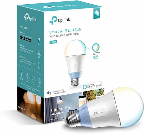Bombilla de luz blanca sintonizable TP-Link LB120