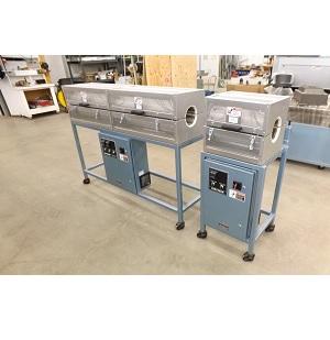 Calentadores infrarrojos – Trimac Industrial Systems, LLC