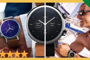 Análisis Reloj Inteligente de Motorola Moto 360 3ra generación