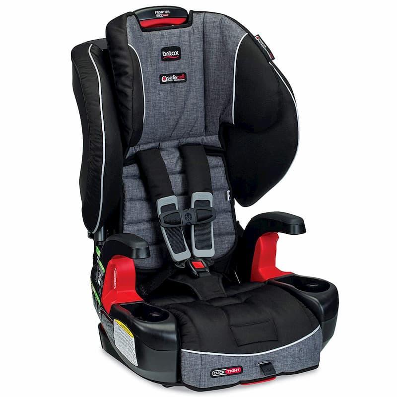 Arnés para asiento de coche con 2 capas de protección contra impactos - Britax Frontier ClickTight