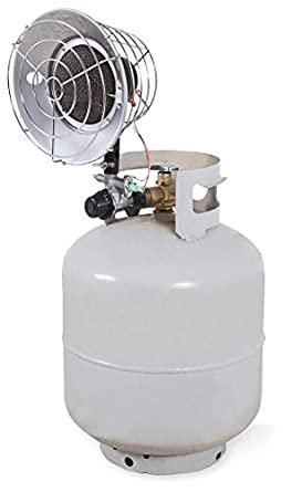 Calentador radiante de propano Mi-TM