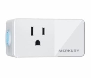Enchufe WiFi para interiores de Merkury Innovations 2020