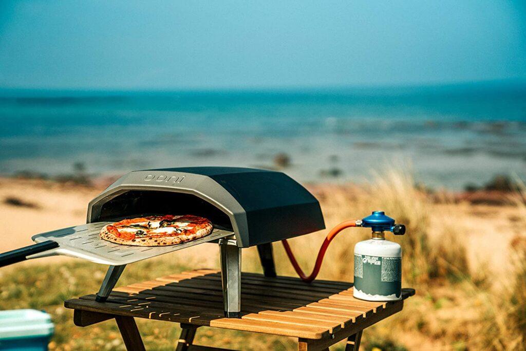 Horno para pizza a Gas marca Ooni Koda