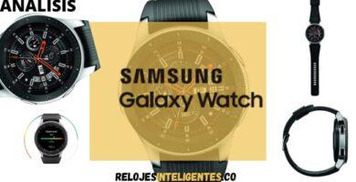 Samsung Galaxy Watch Lo mejor para los usuarios de Samsung