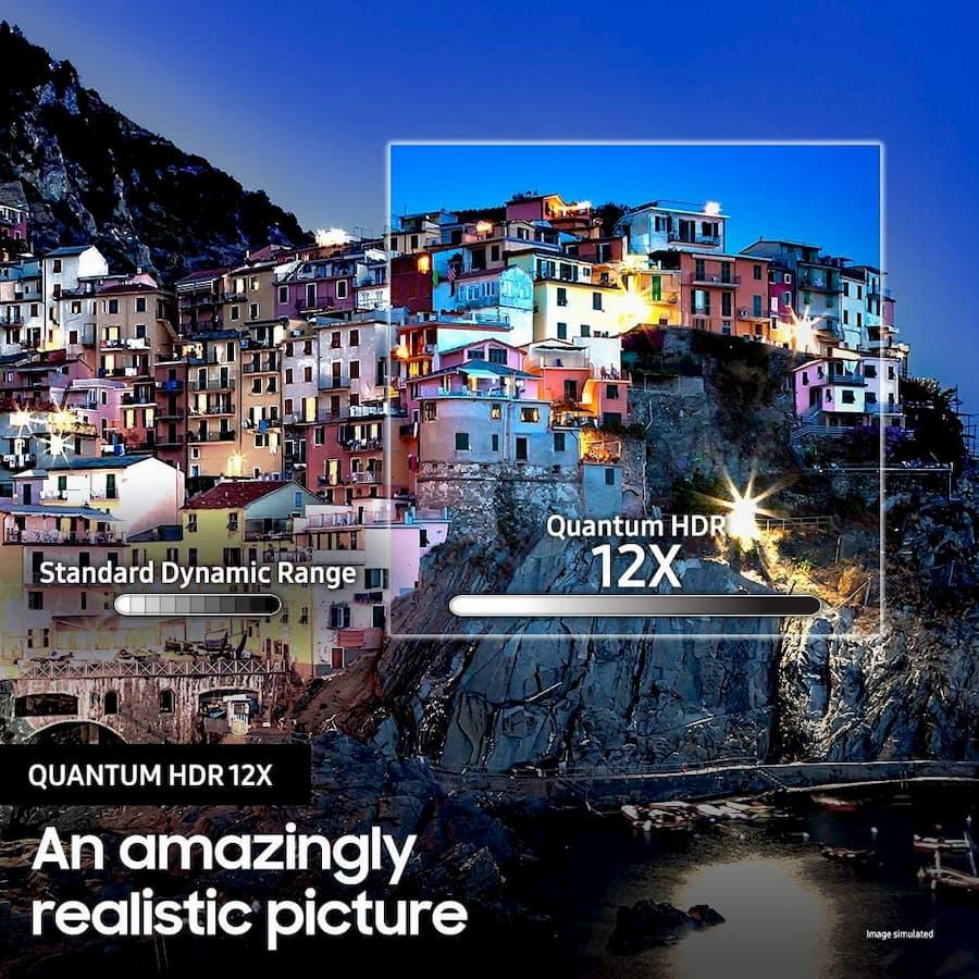 Samsung QLED 4K Serie Q 2020